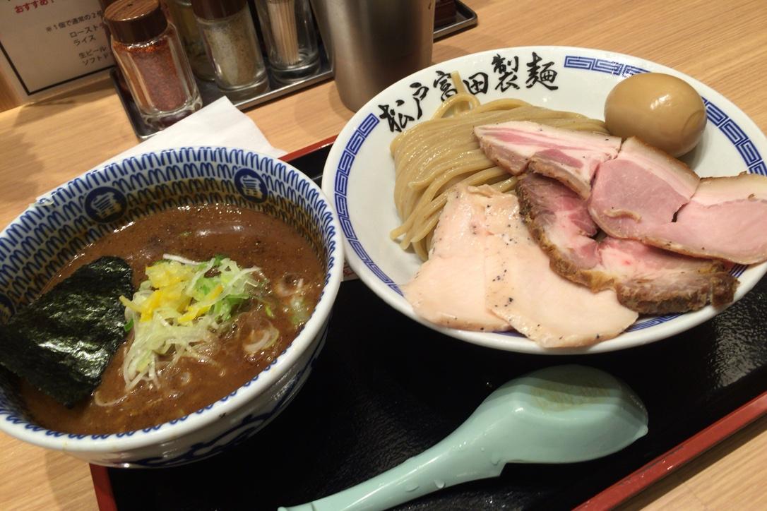 2016年 9杯目 松戸富田製麺 ららぽーとTOKYO-BAY店 | FlickStep.Net