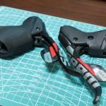 ロードバイクをいじくってみよう SRAM RED化 ② RED2012 Double Tap 修理 ①分解