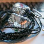 JH Audio Custom IEM Siren Series Roxanne を、見てみた①